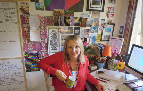 Creativity buzzing for small business