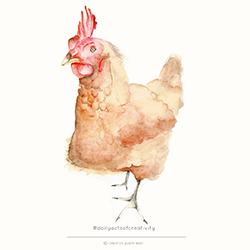 Chicken250px_CreativeQueenBees_DailyActsOfCreativity
