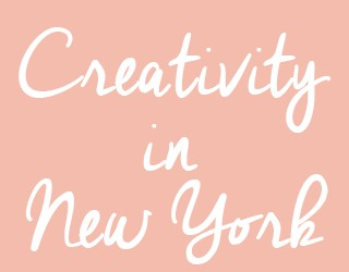 Creativity in New York