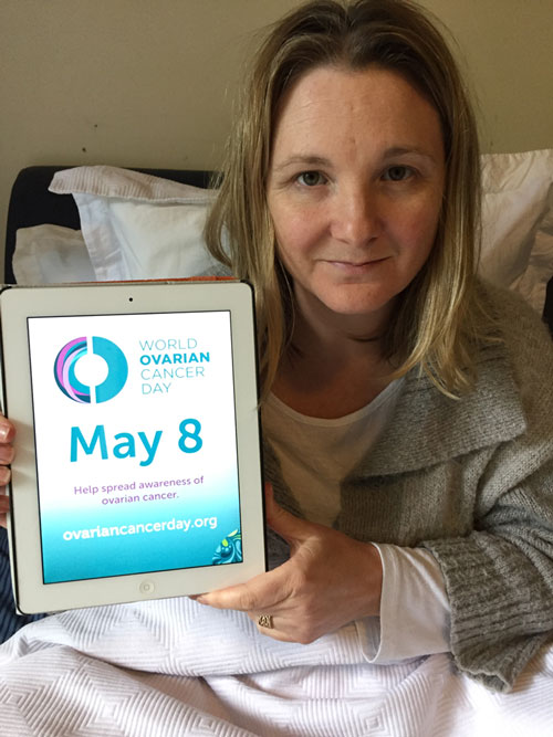 World Ovarian Cancer Day May 8th 2018 Creative Queen Bees