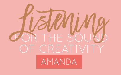 Listening for the sound of creativity
