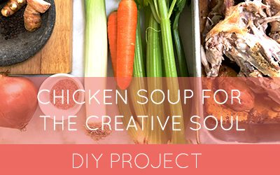 Chicken soup for the creative soul