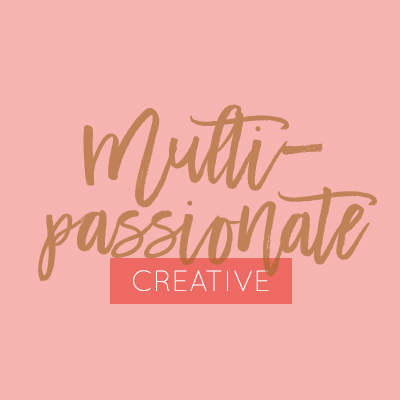 How to discover if you are a multi-passionate creative?