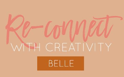 Reconnecting with creativity