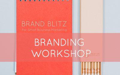 Branding Blitz for Small Business