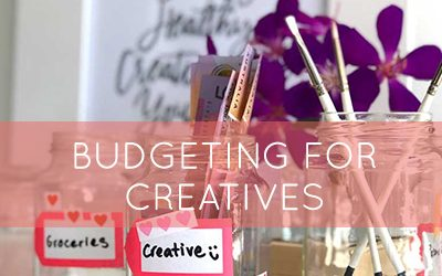 Budgeting for Creatives