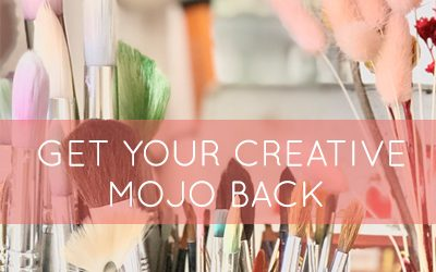 How isolation will help get your creative mojo back