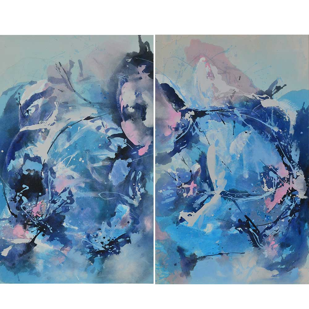 Amanda-O'Bryan-Artist-Paired-For-The-Season-Diptych-1200-x-720mm-panels-2020