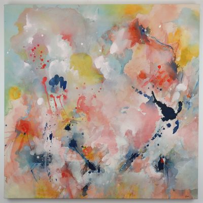 Amanda-O'Bryan-Artist-Hold-your-soul-still-and-look-upward-often-2021-813x813mm